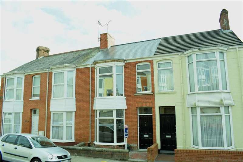 3 Bedrooms Terraced House for sale in Pinewood Road, Uplands