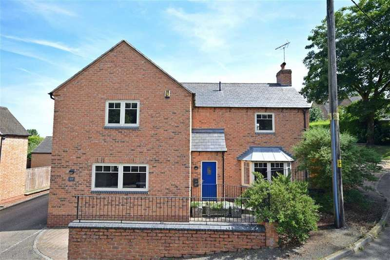 5 Bedrooms Detached House for sale in Hollowell