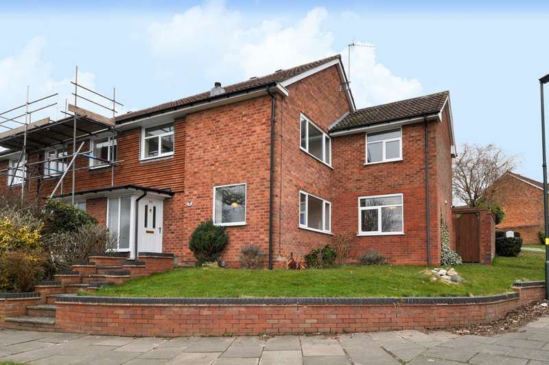 3 Bedrooms Town House for sale in Long Leasow, Bournville Village Trust, Selly Oak, B29