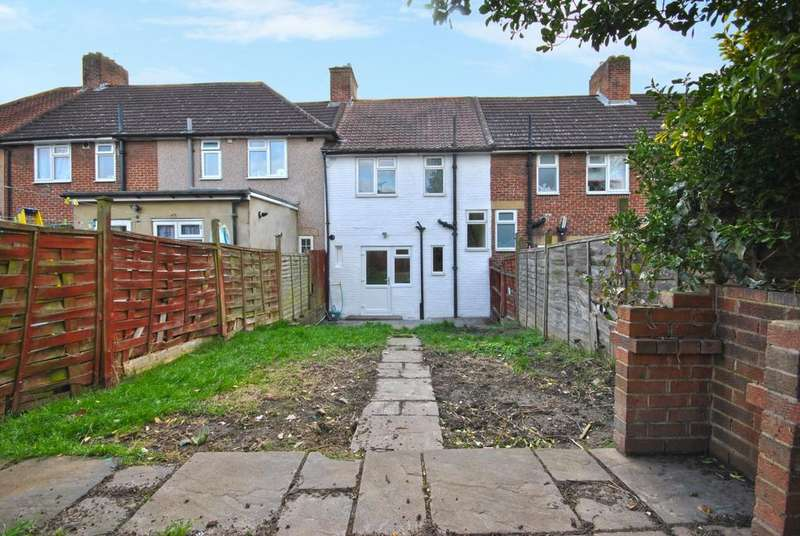 2 Bedrooms Terraced House for sale in Rangefield Road Bromley BR1