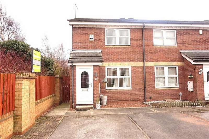 3 Bedrooms Semi Detached House for sale in Swallowfield Drive, Hessle, Hull, HU4