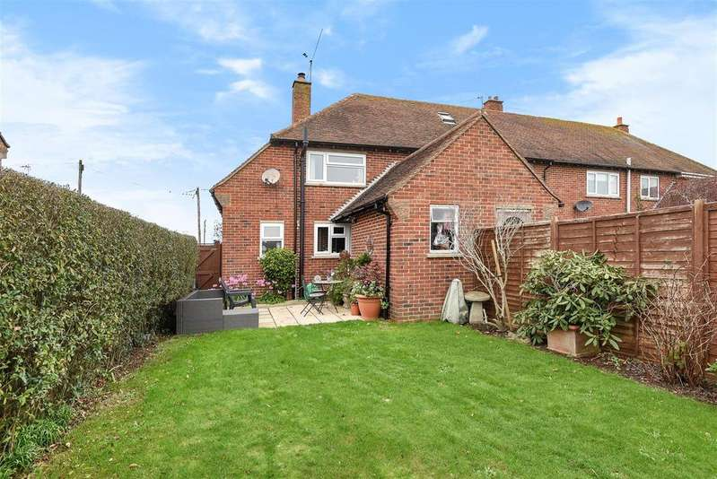 2 Bedrooms End Of Terrace House for sale in Uphill Way, Hunston