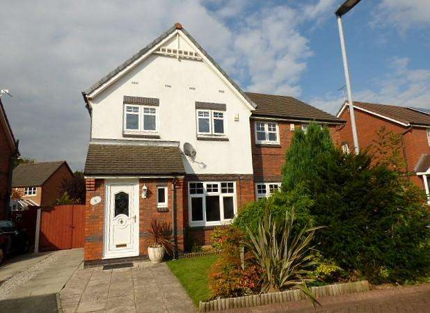 3 Bedrooms House for sale in Helmsley Close, Bewsey, Warrington