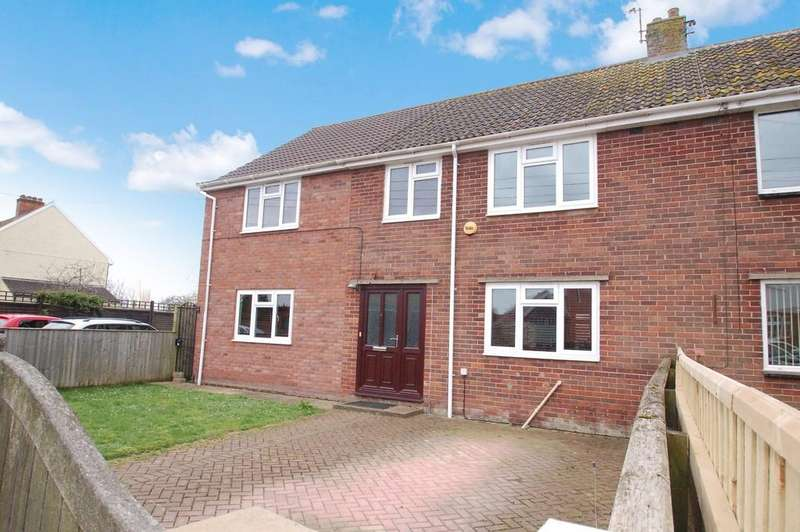 5 Bedrooms Semi Detached House for sale in Squares Road, Chilton Trinity