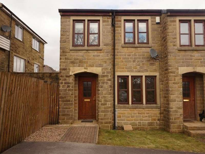 3 Bedrooms Town House for sale in Valley Heights, Denholme