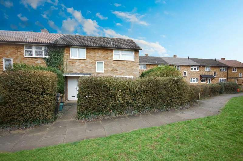 3 Bedrooms End Of Terrace House for sale in Unwin Place, Stevenage