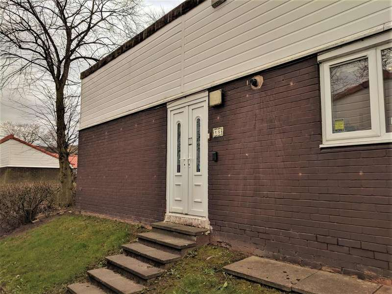 3 Bedrooms Terraced Bungalow for sale in Rothesay Close, Castlefields, Runcorn, WA7 2HZ