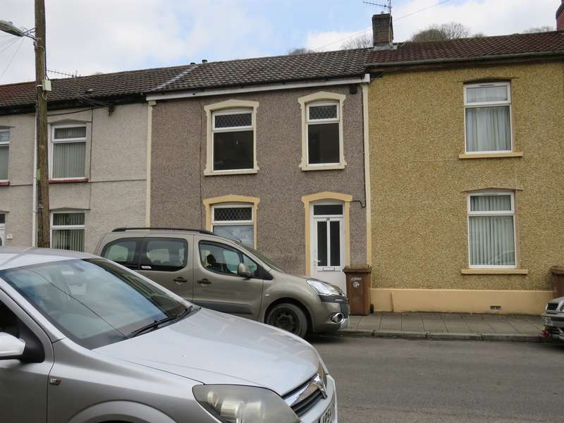 3 Bedrooms Terraced House for sale in Greenfield Street, New Tredegar