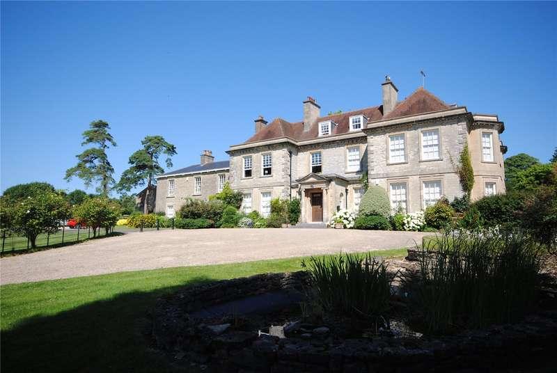 2 Bedrooms Apartment Flat for sale in Lattiford, Holbrook, Wincanton, Somerset, BA9