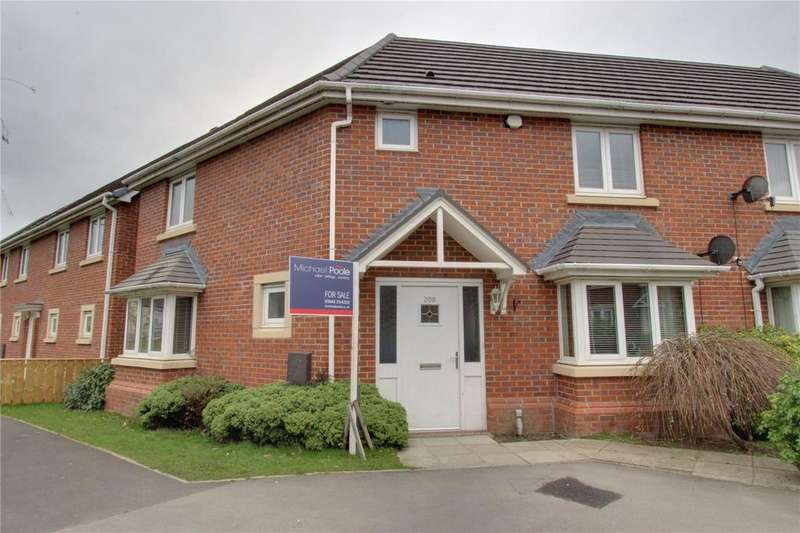 3 Bedrooms Semi Detached House for sale in Clough Close, Linthorpe