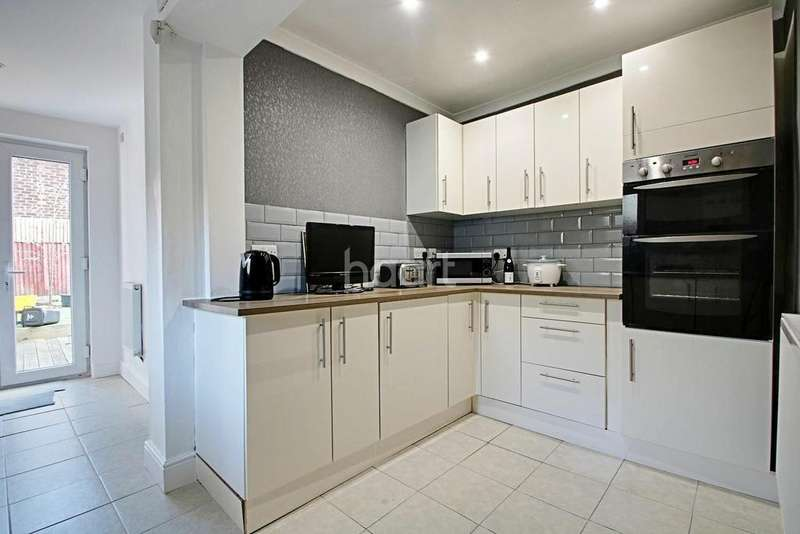 2 Bedrooms End Of Terrace House for sale in Milton Road, Croydon, CR0