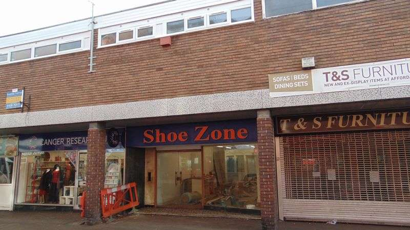 1 Bedroom Property for rent in High Street, Stoke-On-Trent