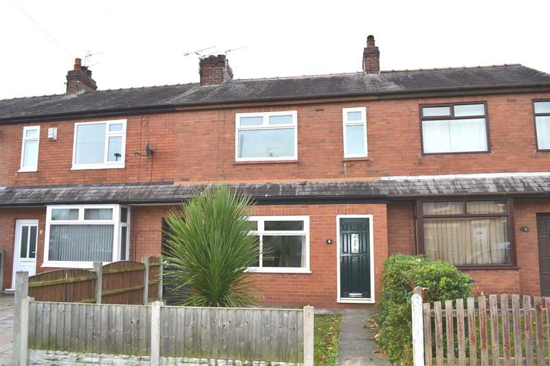 2 Bedrooms Terraced House for sale in Barrie Street, Leigh