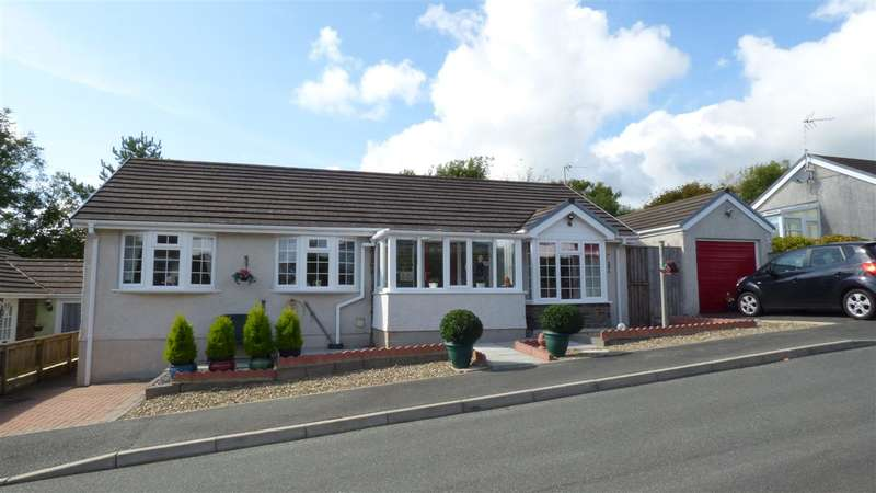2 Bedrooms Bungalow for sale in High Grove, New Hedges, Saundersfoot
