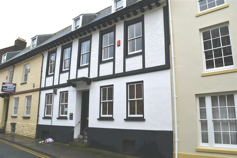 Terraced House for sale in Quay Street, Carmarthen