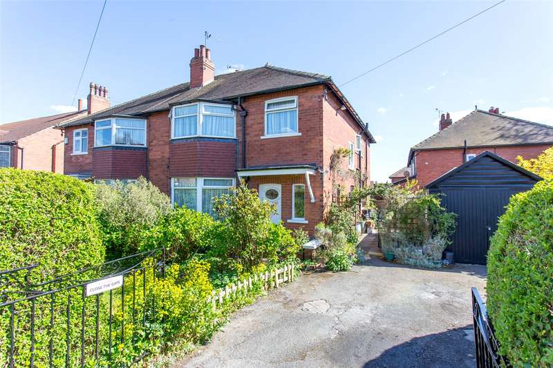 4 Bedrooms Semi Detached House for sale in Bentcliffe Avenue, Leeds, West Yorkshire, LS17