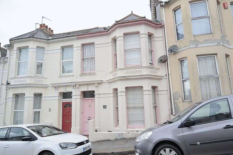 3 Bedrooms Property for sale in Grafton Road Mutley, Plymouth
