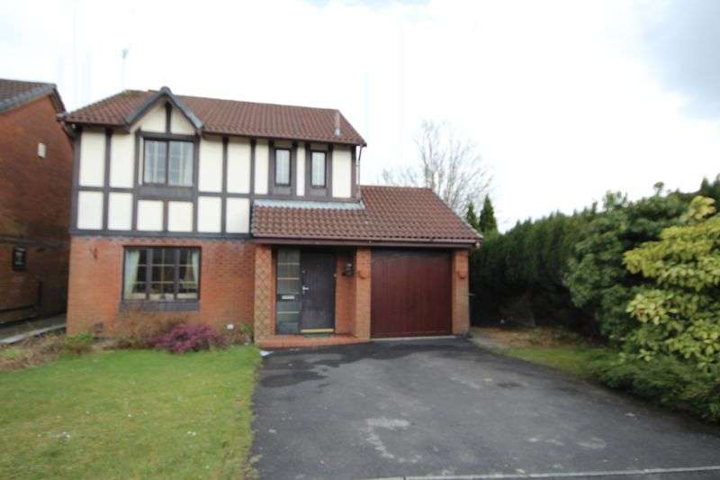 3 Bedrooms Property for sale in Swallow Bank Drive Marland, Rochdale