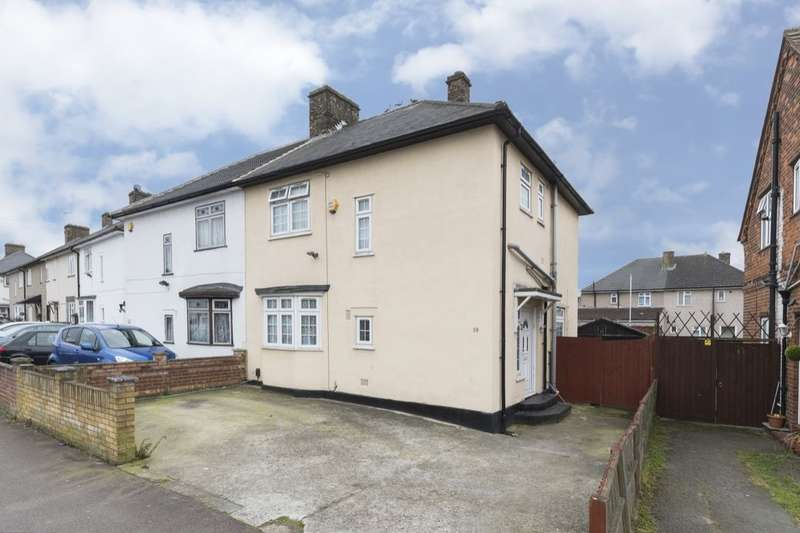 3 Bedrooms Semi Detached House for sale in Mayfield Road, Dagenham, RM8