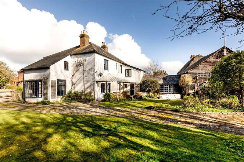 4 Bedrooms House for sale in Prinsted Lane, Prinsted, Emsworth, West Sussex, PO10