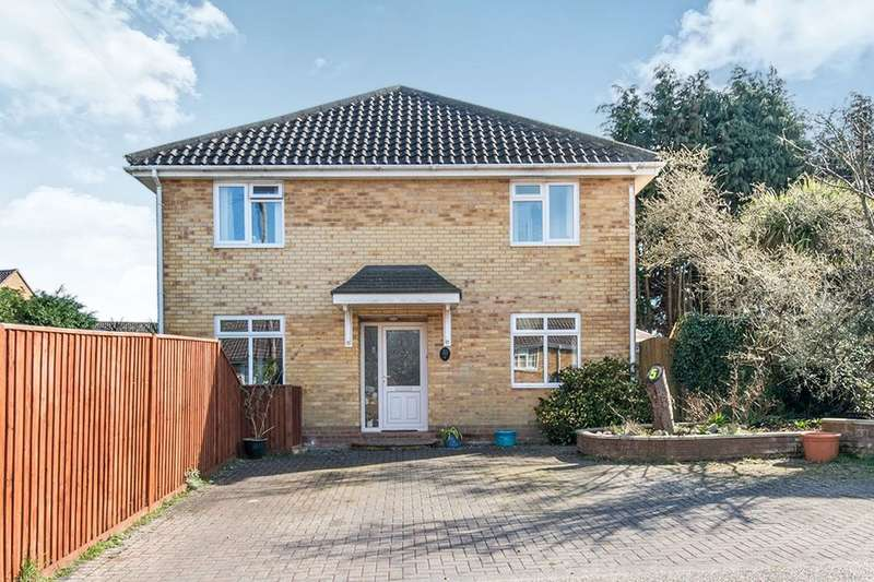 4 Bedrooms Semi Detached House for sale in Butts Bridge Road, Hythe, SOUTHAMPTON, SO45