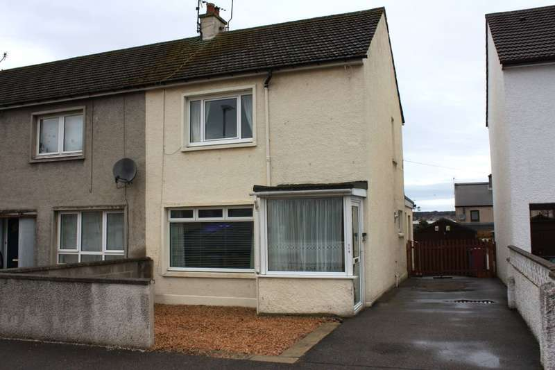 2 Bedrooms Property for sale in Muirfield Road, Elgin, IV30