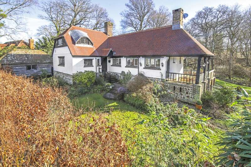 4 Bedrooms Cottage House for sale in Spinney Lane, West Chiltington, West Sussex, RH20
