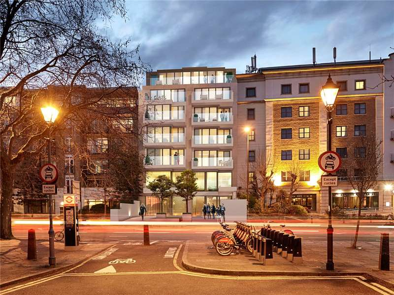 2 Bedrooms Flat for sale in The Claremont, Pentonville Road, N1