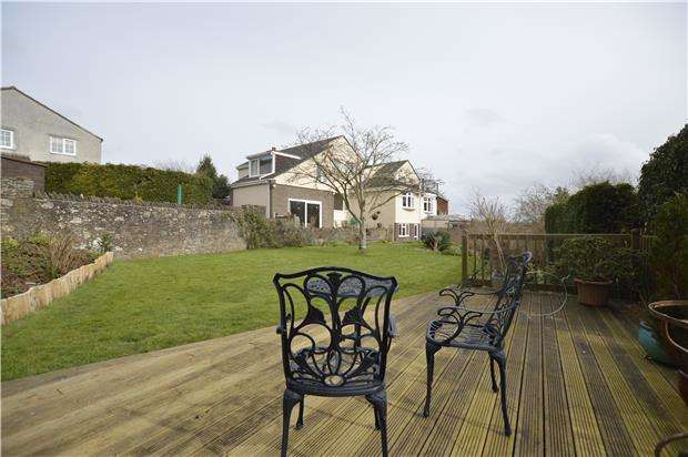 4 Bedrooms Detached House for sale in Stone Lane, Winterbourne Down, BRISTOL, BS36 1DJ
