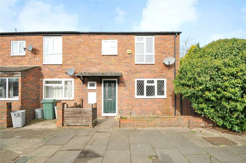 4 Bedrooms End Of Terrace House for sale in Braybourne Close, Uxbridge, Middlesex, UB8