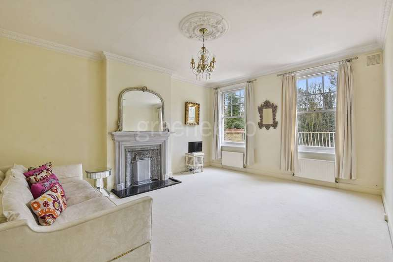 2 Bedrooms Flat for sale in Chatsworth Road, Mapesbury Conservation Area, London, NW2