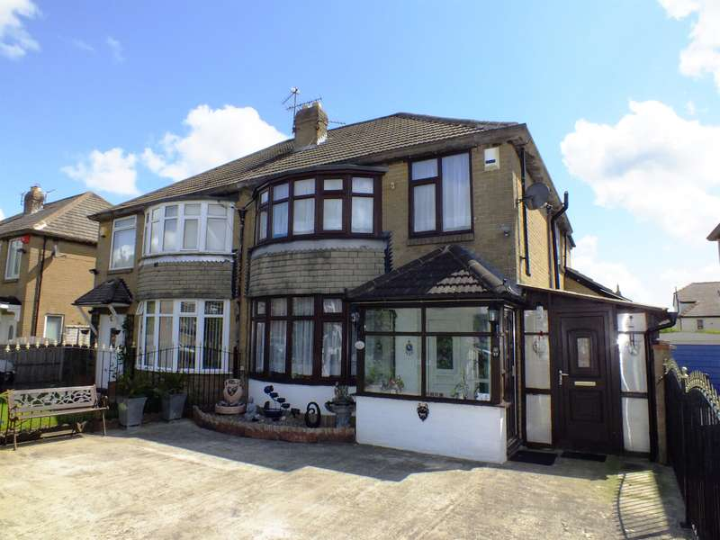 5 Bedrooms Semi Detached House for sale in Carr Manor Avenue, Leeds, West Yorkshire, LS17 5BJ