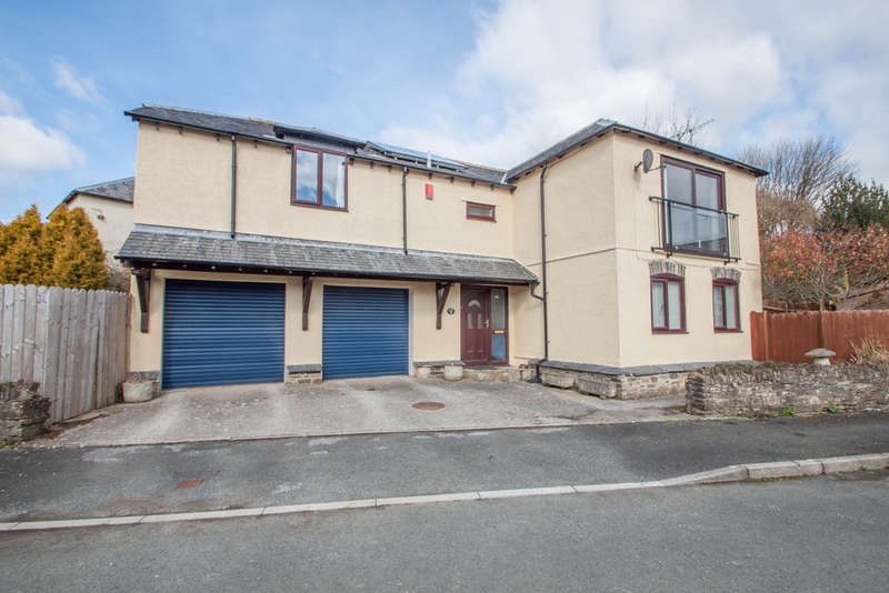5 Bedrooms Detached House for sale in Bickleigh, Plymouth