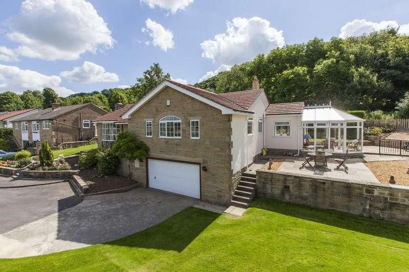 4 Bedrooms Detached Bungalow for sale in Sunnydale Ridge, Otley