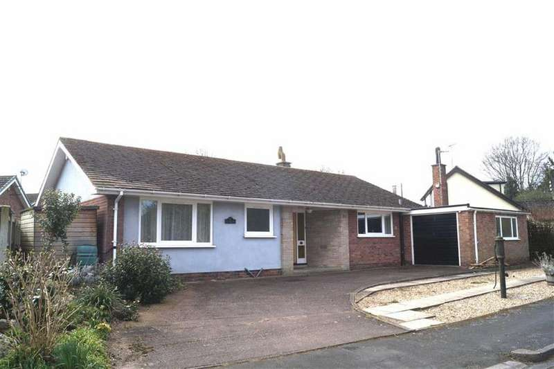3 Bedrooms Bungalow for sale in Copthorne Drive, Nantwich, CW3