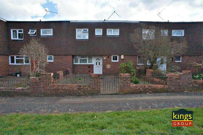 3 Bedrooms Terraced House for sale in Gant Court, Waltham Abbey