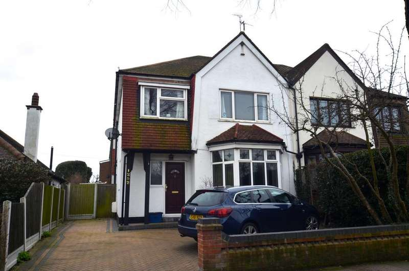 3 Bedrooms House for sale in London Road, Leigh On Sea