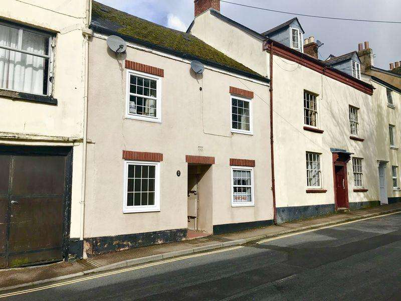1 Bedroom Apartment Flat for sale in New Exeter Street, Chudleigh
