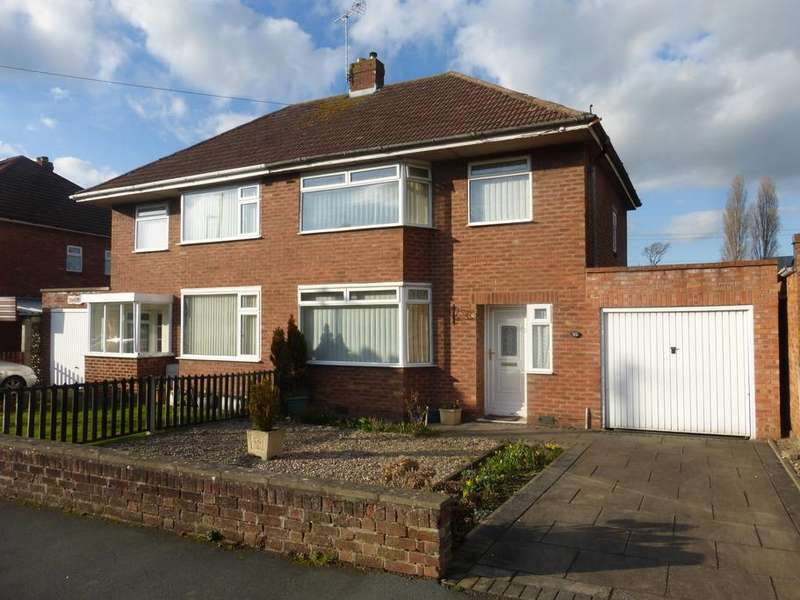 3 Bedrooms Semi Detached House for sale in Park Avenue, Longlevens, Gloucester, GL2