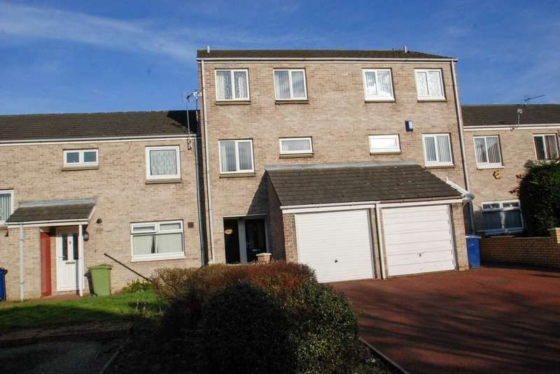 3 Bedrooms Town House for sale in Lonsdale Court, South Shields