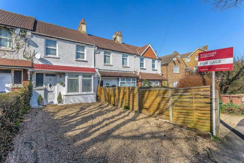 3 Bedrooms Terraced House for sale in Stanley Road, Carshalton