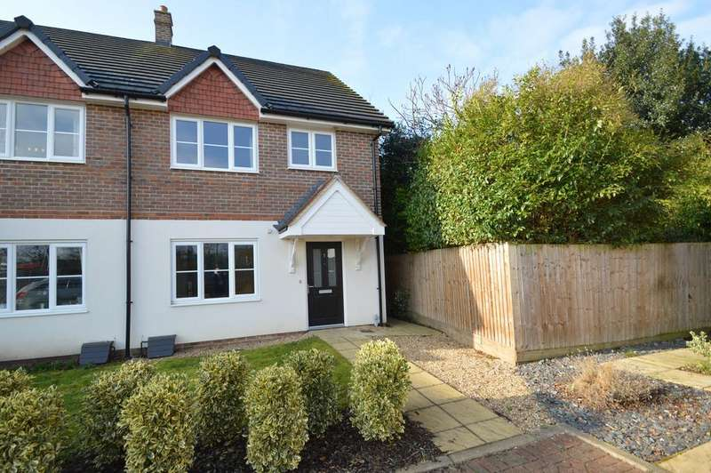 4 Bedrooms Semi Detached House for sale in Scholars Place, WALTON ON THAMES KT12