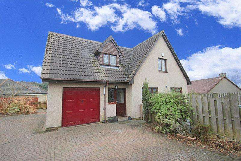 4 Bedrooms Detached House for sale in Marquis Drive, Clackmannan