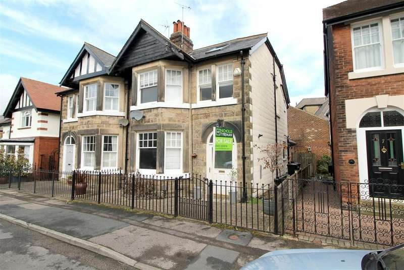 4 Bedrooms Semi Detached House for sale in Chudleigh Road, Harrogate