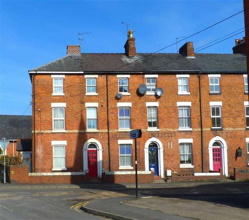 5 Bedrooms Terraced House for sale in Castle Street, Oswestry, SY11