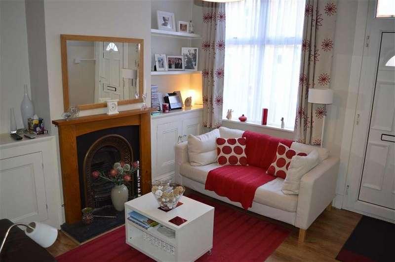 2 Bedrooms Terraced House for sale in Rowan Street, Newfoundpool