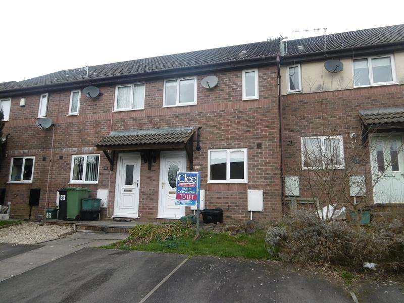 2 Bedrooms Terraced House for rent in Priory Court, Neath, Neath Port Talbot.