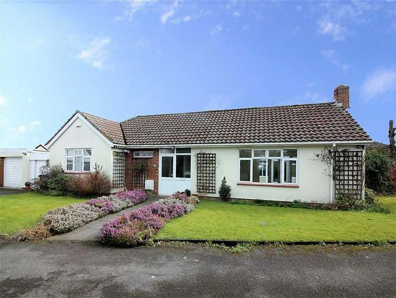 3 Bedrooms Detached Bungalow for sale in Eastfield, Henleaze, Bristol