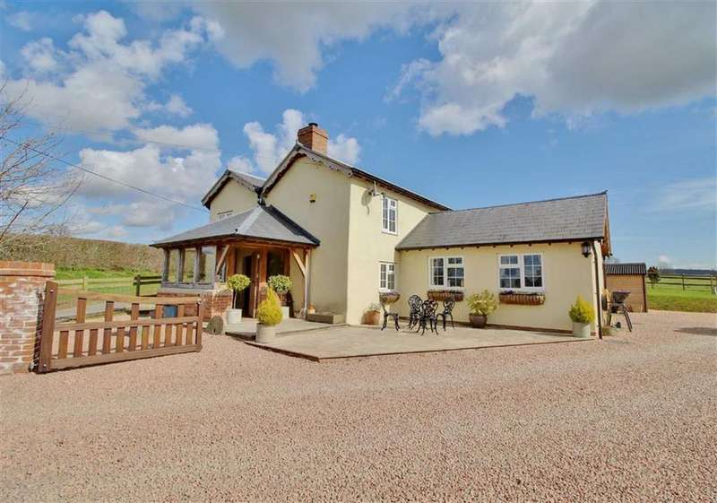 3 Bedrooms Cottage House for sale in Ryton Road, Dymock, Glos