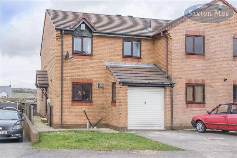 3 Bedrooms Semi Detached House for sale in Broomfield Grove, Stocksbridge, Sheffield, S36